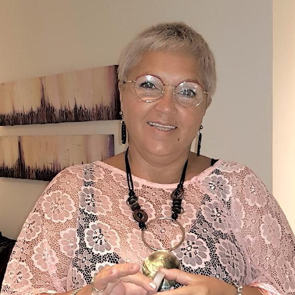 Claudia Irene Escobar - Reiki Master